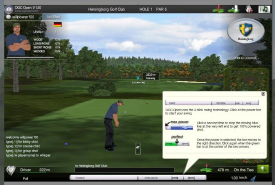 OGC Open Golffeld