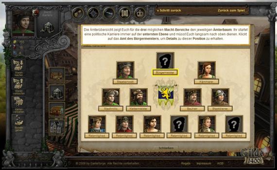 Die Gilde Browsergame