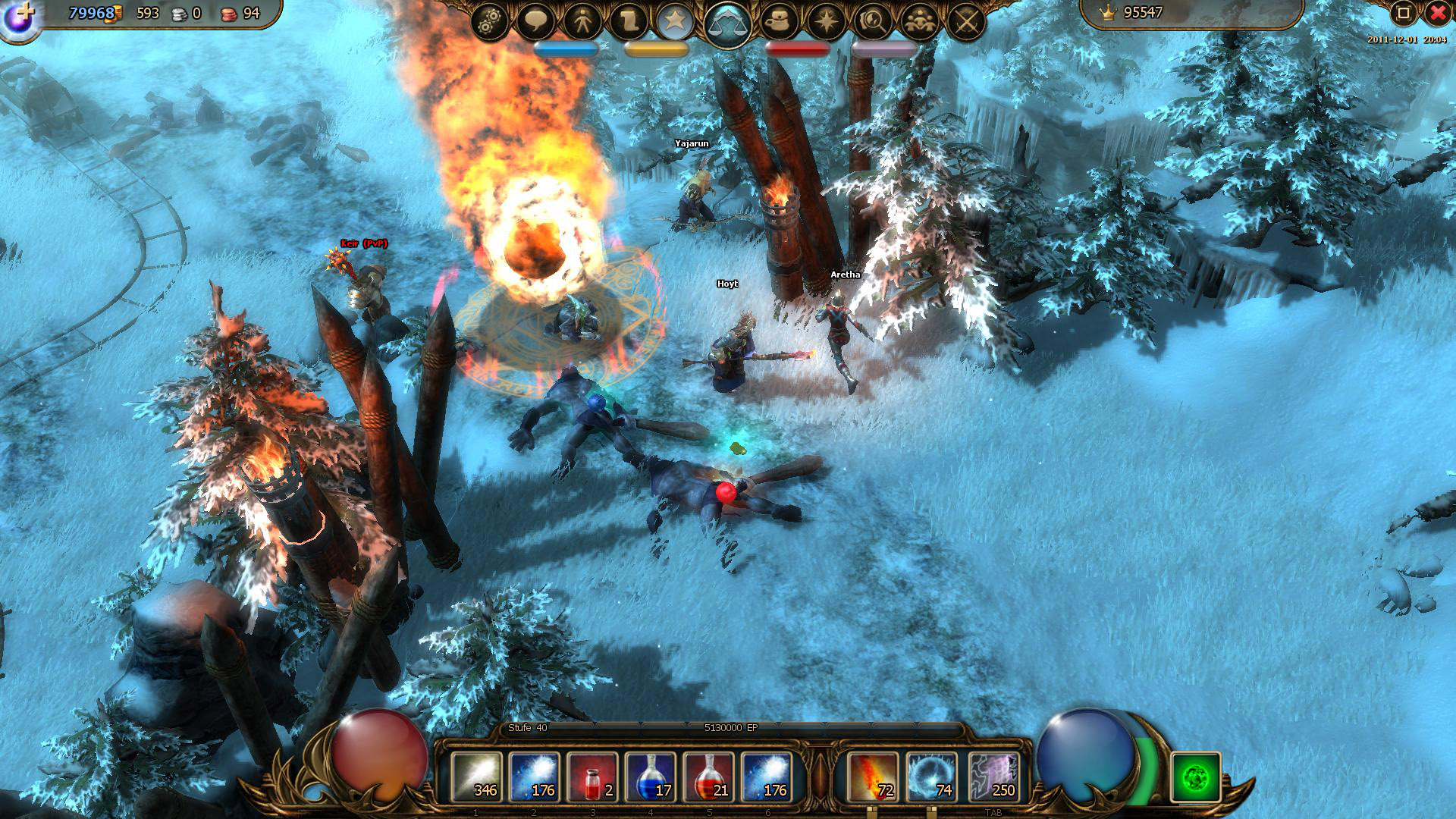 Drakensang Online - Данная игра является первой бесплатной онлайн
