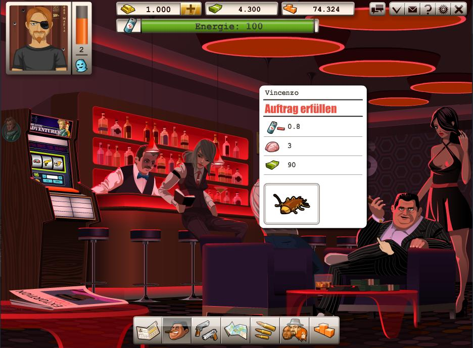 Goodgame Mafiagoodgame Gangster Test Browsergame Magazin ... Goodgame Gangster