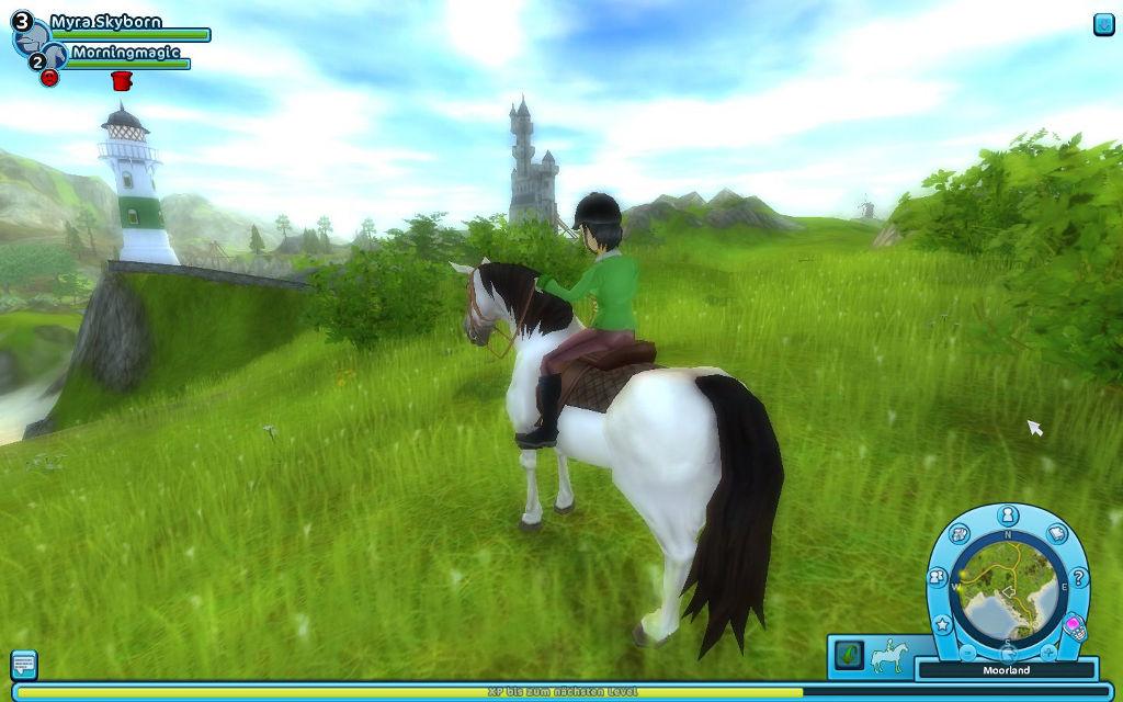 pferde browsergames